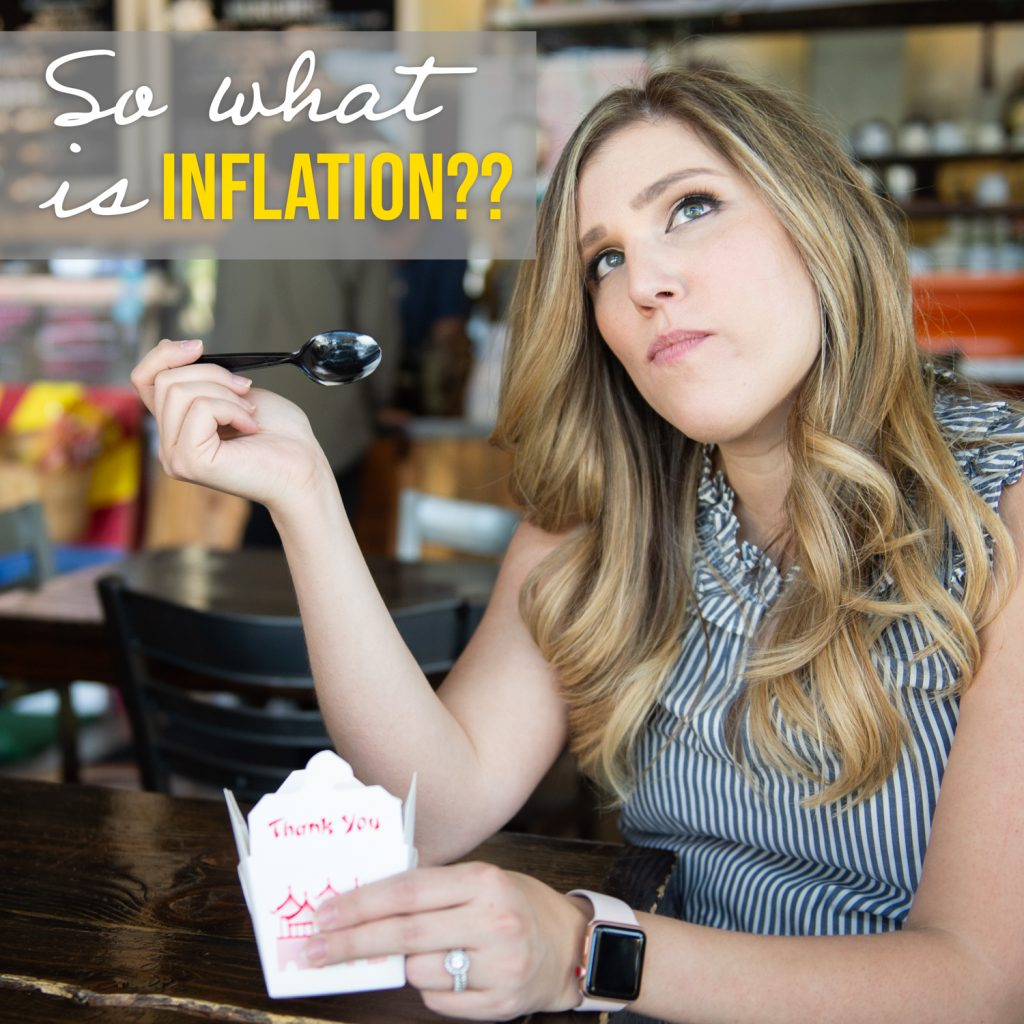 """So what is """"Inflation""""???"""